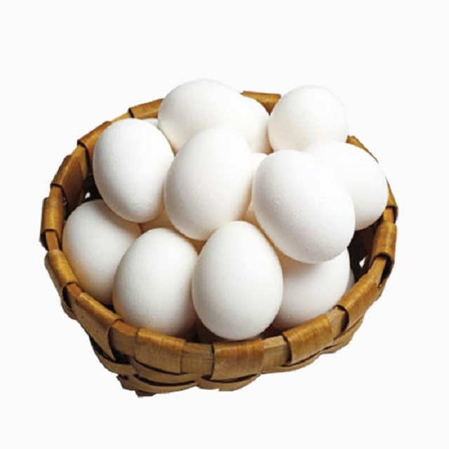 Chickens That Lay White Eggs