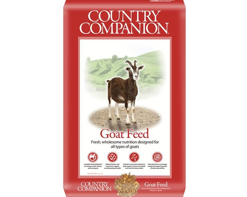 Goat Feed Ingredients